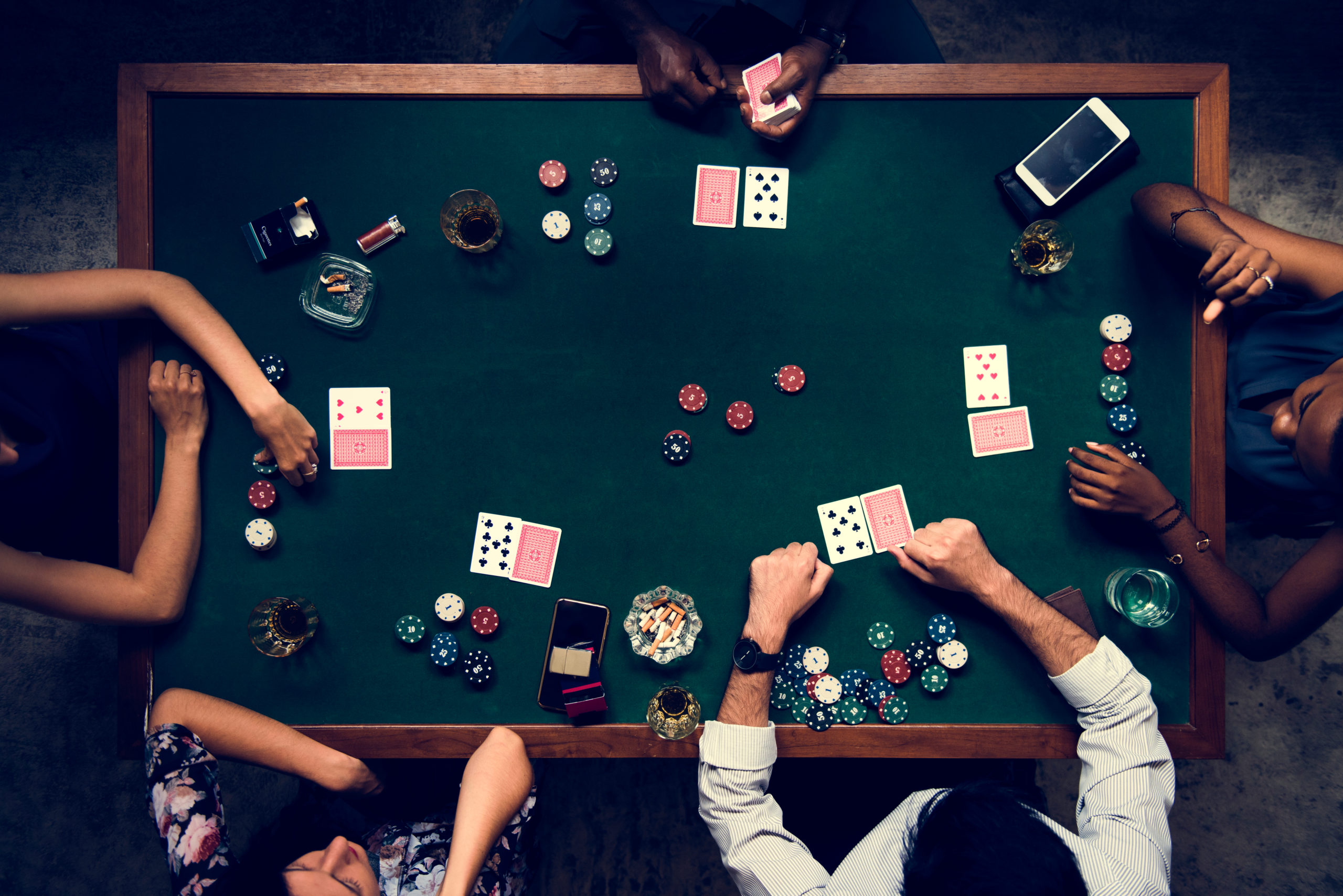 Part Two: More Secrets Revealed About Poker, life, and business